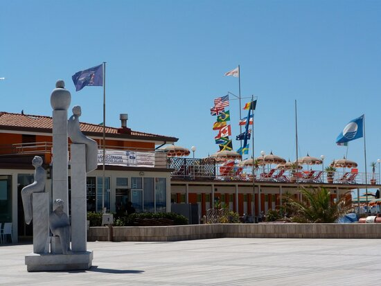 Info Point Consorzio Promozione Turistica della Versilia
