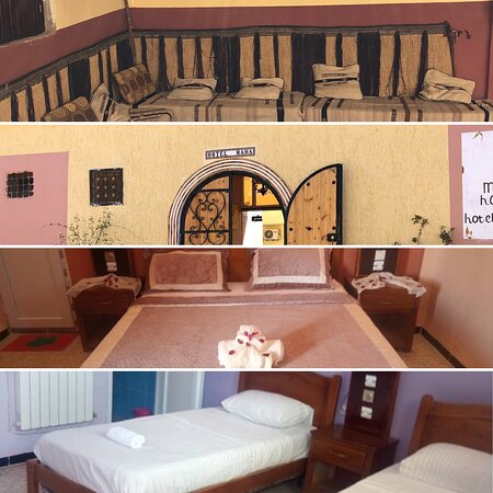 Tamanrasset Province, Argelia: Typiquement traditionnel avec tout le confort .