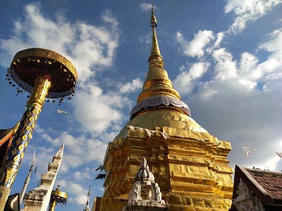 Wat Pong Sanuk Temple