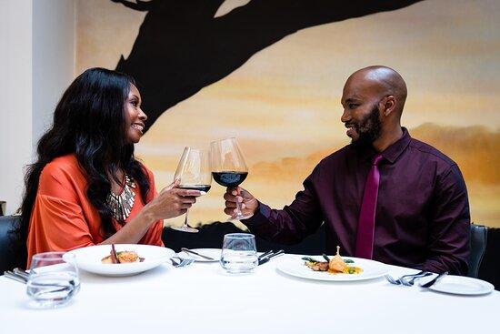 Romantic dinners in Qunu Restaurant