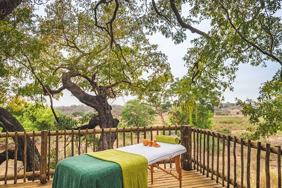 Tree House You can take time out from all the excitement and rigours of your safari, to deeply relax at our serene and rejuvenating Spa overlooking the Sabie River.