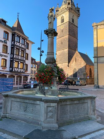 La Fontaine Sainte-Odile