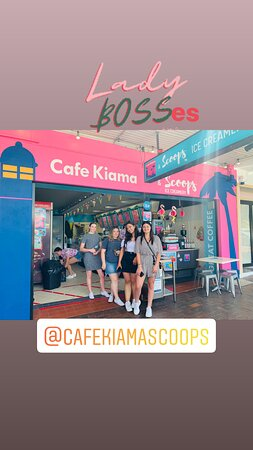 A must visit for these tourists 🍨