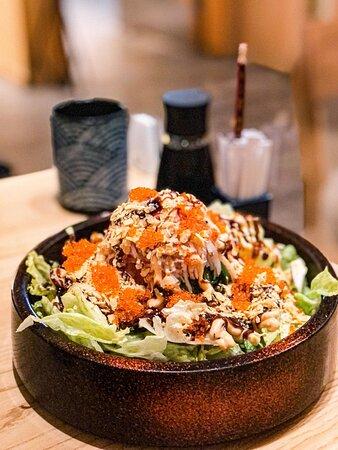 🥗龍捲風沙律($78) Crazy Salad