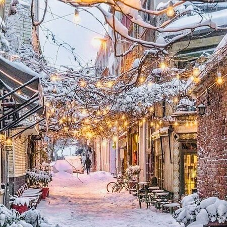 Christmas Markets of Alsace Tour from Strasbourg: Dreaming... Christmas postcards 🎅🏻🎄🌍🎁