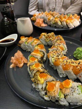 Skånes bästa sushi!