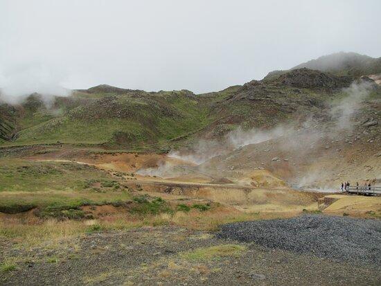 Reykjavik, Iceland: Circle of fire