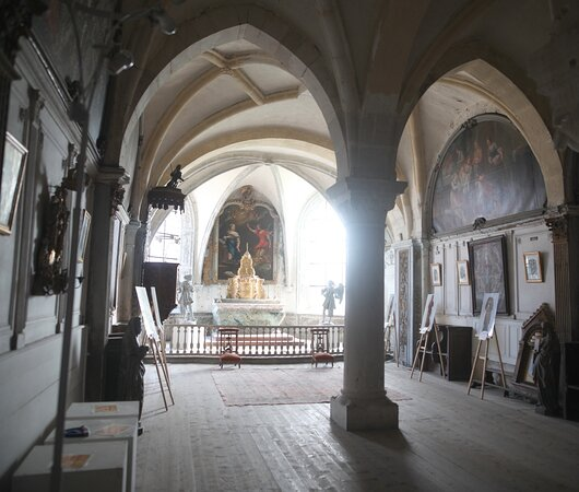 L'église Saint Nicolas De Neufchâteau