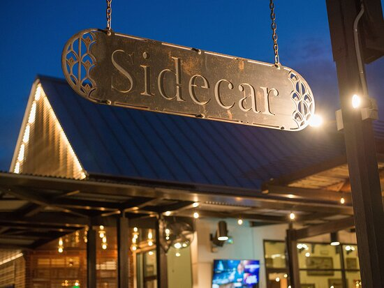 Sidecar at the Prince Solms Inn