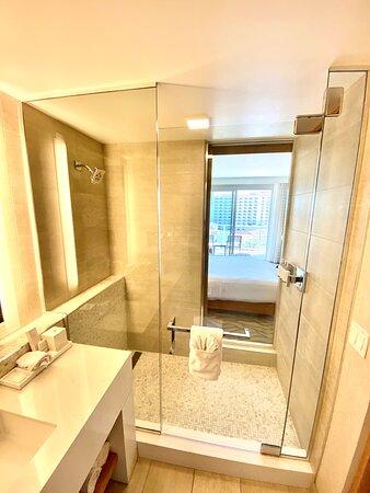 Bathroom . Room #615