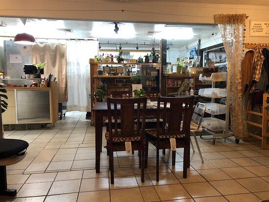 Frazier Park, CA: Inside the Red Dot Vegetarian Kitchen