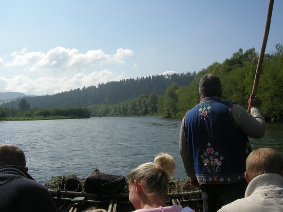 Descenso rio Dunajec