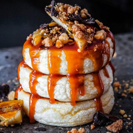 Banoffee Pie  dulce de leche | shaved chocolate | banana | ice cream