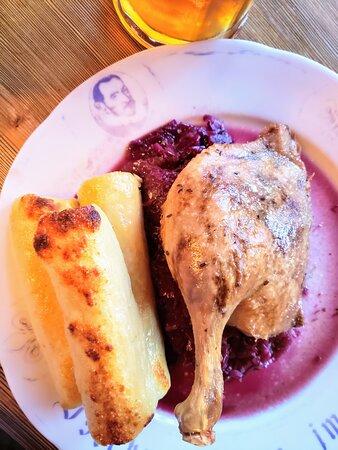 Dacicky Restaurant, Kutna Hora, CZ: Good food (and value).