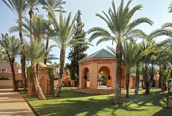 Amanjena, Morocco - Gardens