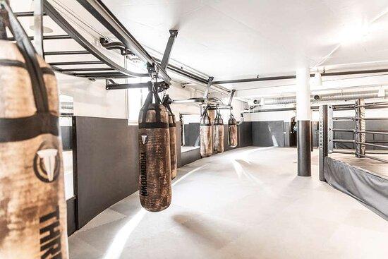Fitness Center Boxing Haga Health Club
