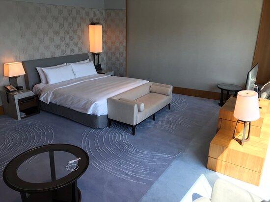 Kerry Hotel Hong Kong (November 2020)