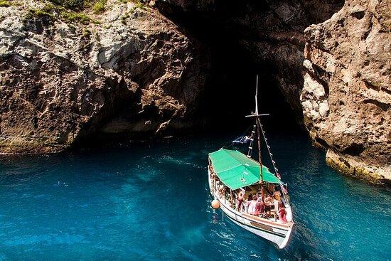 Paseo en barco en Arraial do Cabo...