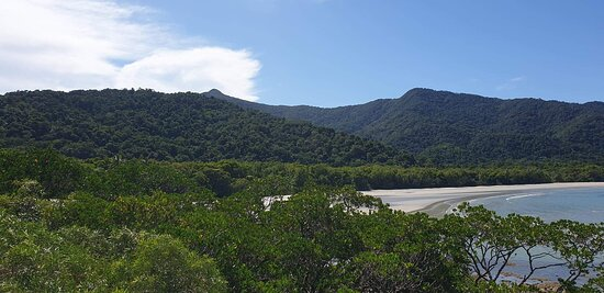 2 Day Great Barrier Reef and Daintree Rainforest, Cape Tribulation Deluxe tour: Views