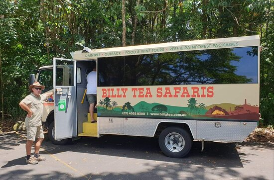 2 Day Great Barrier Reef and Daintree Rainforest, Cape Tribulation Deluxe tour: Billy Tea Safaris
