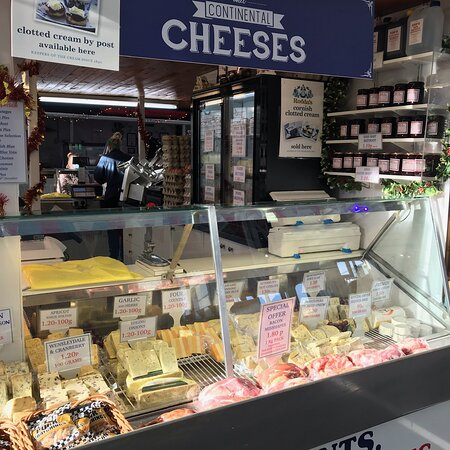 The other cheese counter.