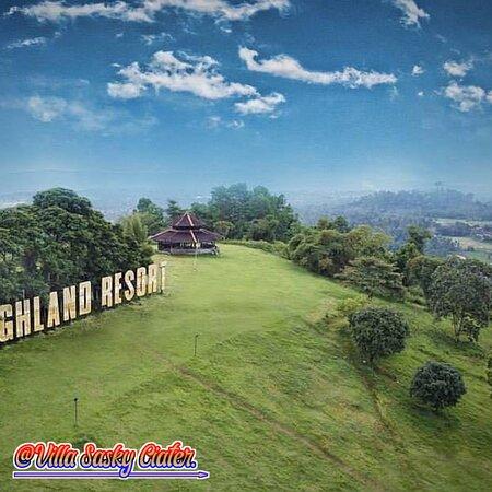 Area - 梳邦Villa Sasky Ciater的圖片 - Tripadvisor