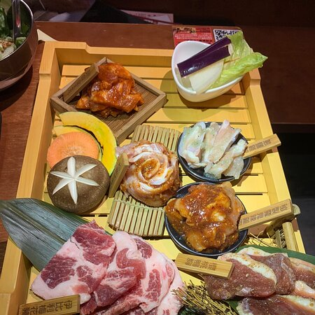 日本風燒烤店