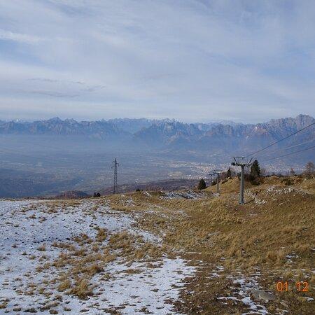 Nevegal, Ý: Sentiero delle creste