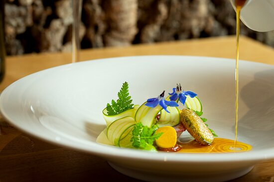 Beef Tomato consommé
