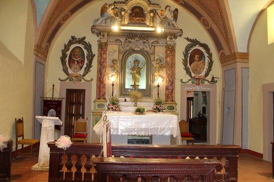 Vittorito, İtalya: chiesa di San Venanzio