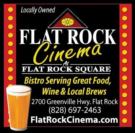 Flat Rock Bistro Cinema