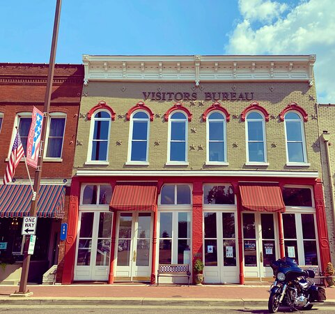 ‪Paducah Convention & Visitors Bureau‬