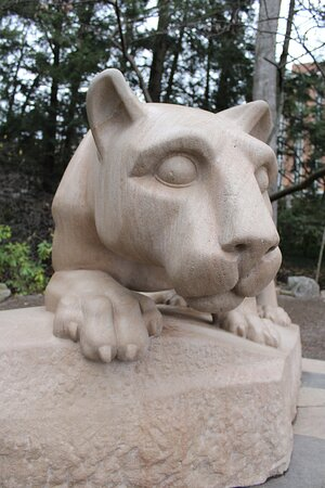 November 26, 2020 - Nittany Lion Shrine