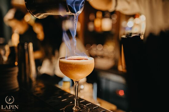 Lunatic Baby - one of our most favorited signature cocktail