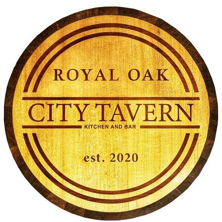 """City Tavern Kitchen & Bar """"logo"""""""