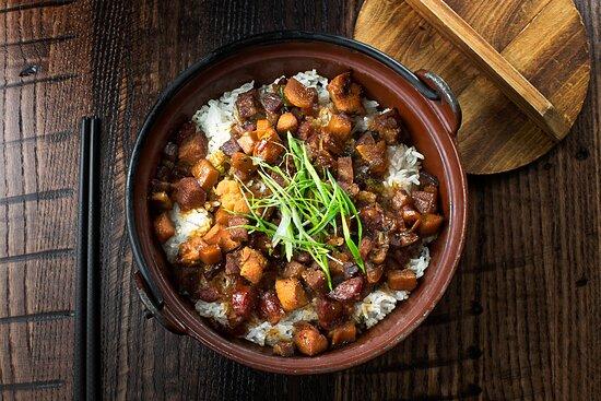 Iron Pot Rice