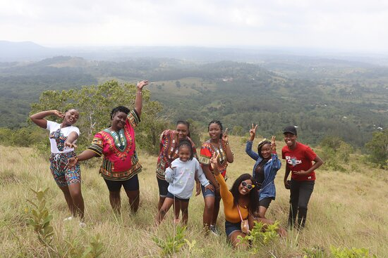 Shimba hills National Reserve is a beautiful reserve and the home to the indigenous Sable antelopes, beautiful views and also home to the unseasonal Sheldrick waterfall.