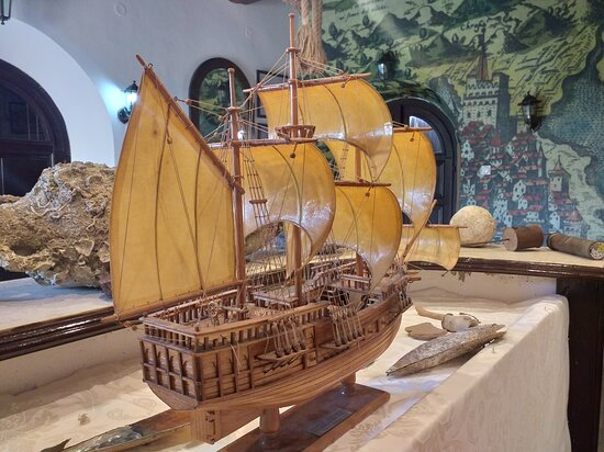 ‪Museum Of Ulcinj's Corsairs (pirates)‬