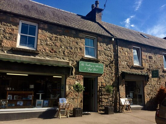 The Gallery in Aberlour & Spey Sport