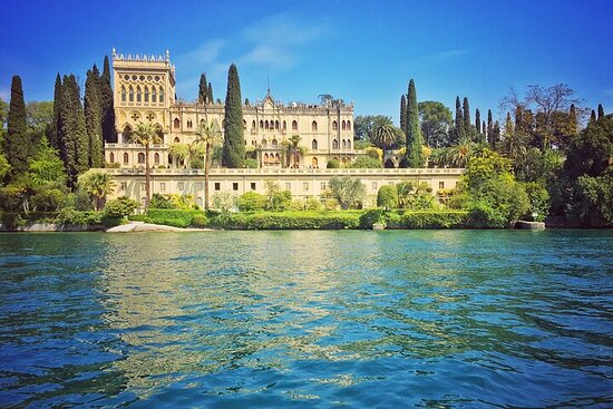 Boat Tour of Garda Island from Sirmione