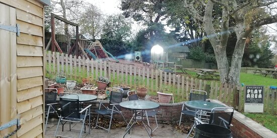 Williton, UK : Outside seating