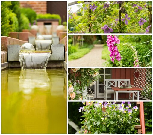 Offene Garten / Offene Pforte - Haus Landgarten