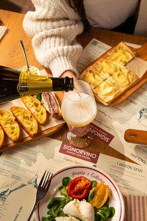 Signorvino - Cantina con Cucina