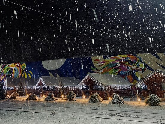 Bicaz, Rumunija: First snow of 30.11.2020