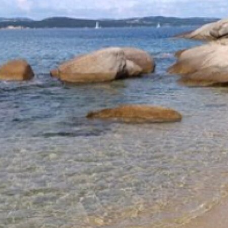 Sardegna spiaggia di Talmone Palau
