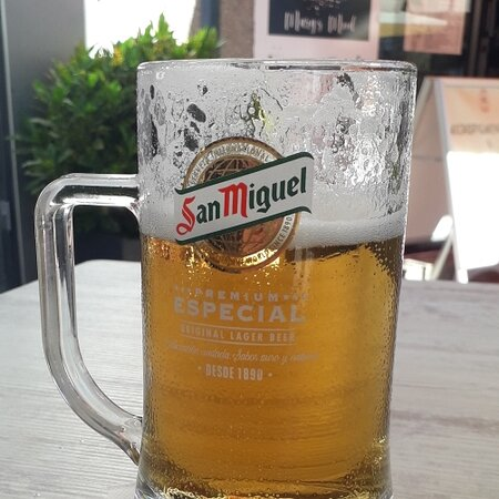 Lunchtime Drinkies, Large Beer (400ml) @ €2