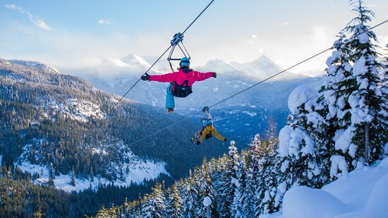 Whistler, Canada: This winter, we're asking everyone who spends time in the resort to follow four guidelines to help keep our guests and community safe: Let's Enjoy Patiently, Let's Explore Responsibly, Let's Interact Considerately and Let's Play Simply. Photo credit: The Adventure Group