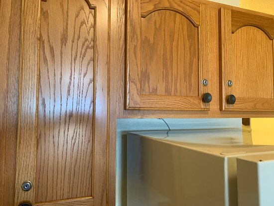 more locked cabinets