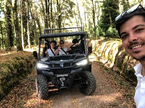 Arcos Tour 4x4 - Buggy Tours