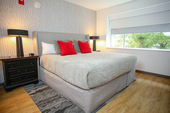 Uga Suite - bedroom